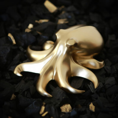 Octo-chromato – Gold