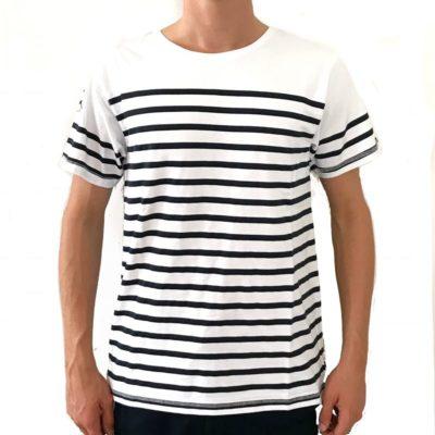 Tee-shirt Homme Marin Fit – Bleu Marine
