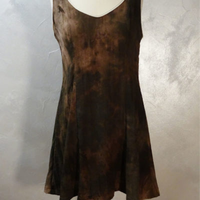 Robe Lola bis marron – T.38